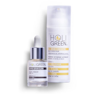 Holigreen / Duo Gel & Sérum