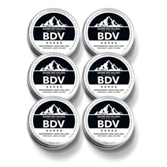 Pack Baumes Des Vallées® 6+