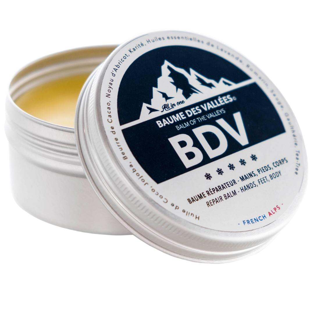 BDV 6 en 1 - Hydratant & Décontractant des Muscles/Articulations