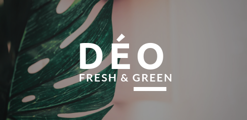 Déo Fresh&Green