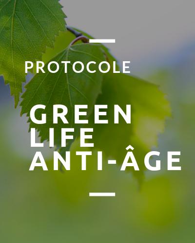 Protocole Green Life Anti-Âge