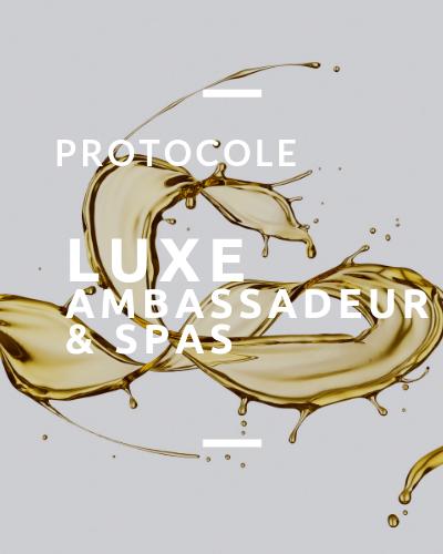 Protocole Luxe Ambassadeur & Spas